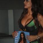 Le foto dalla serata di presentazione del Calendario 2010 di Panorama con Cristina Del Basso 115