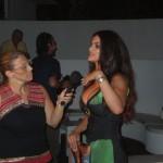 Le foto dalla serata di presentazione del Calendario 2010 di Panorama con Cristina Del Basso 116