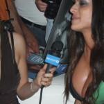 Le foto dalla serata di presentazione del Calendario 2010 di Panorama con Cristina Del Basso 118