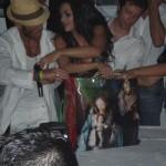 Le foto dalla serata di presentazione del Calendario 2010 di Panorama con Cristina Del Basso 124