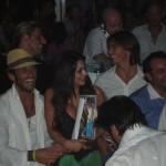 Le foto dalla serata di presentazione del Calendario 2010 di Panorama con Cristina Del Basso 125