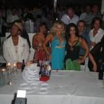 Le foto dalla serata di presentazione del Calendario 2010 di Panorama con Cristina Del Basso 129
