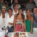 Le foto dalla serata di presentazione del Calendario 2010 di Panorama con Cristina Del Basso 130