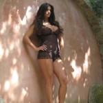 Foto dal backstage del Calendario 2010 di Cristina Del Basso 86