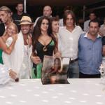 Le foto dalla serata di presentazione del Calendario 2010 di Panorama con Cristina Del Basso 104