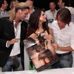 Le foto dalla serata di presentazione del Calendario 2010 di Panorama con Cristina Del Basso 105