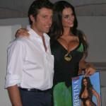 Le foto dalla serata di presentazione del Calendario 2010 di Panorama con Cristina Del Basso 113