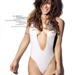 Elisabetta Canalis su Maxim USA 64