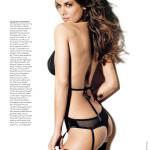 Elisabetta Canalis su Maxim USA 66