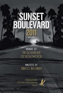 La cover del calendario Sunset Boulevard 2011 di Enrico Ricciardi