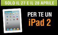 Webank regala un iPad 2