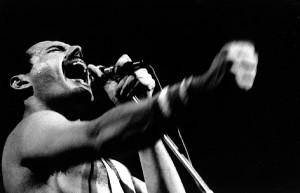 Freddie Mercury (Stone Town, 5 settembre 1946 – Londra, 24 novembre 1991)