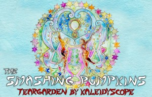 The Smashing Pumpkins - Teargarden By Kaleidyscope