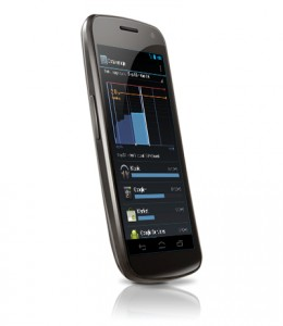 L'applicazione per l'utilizzo dei dati sul Galaxy Nexus