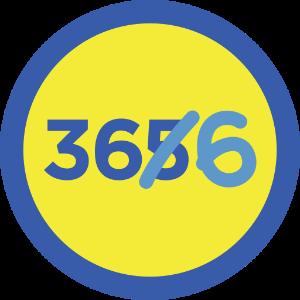 Foursquare Leap Day badge
