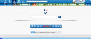Home Page di Volunia