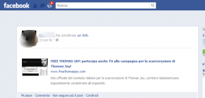 Thomas Jay Facebook