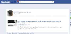 Thomas Jay Facebook