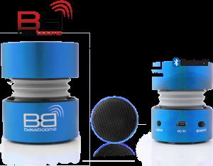 Bass Boomz Blue