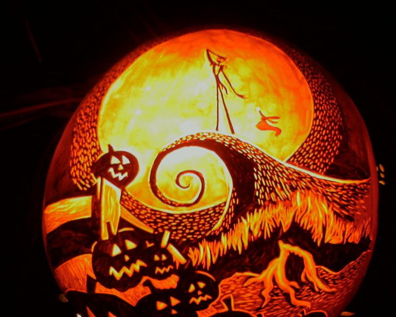Halloween - Jack-O-Lantern
