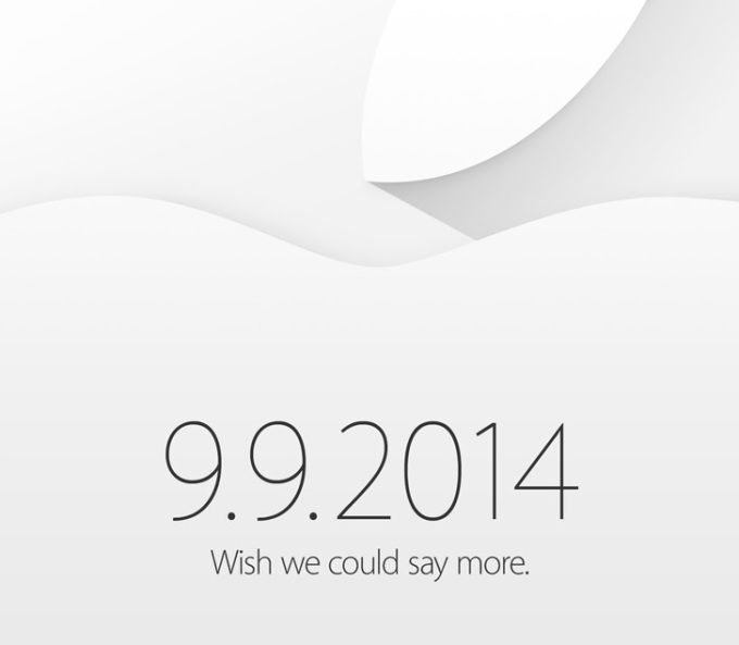 9 - 9 - 2014  Evento Apple iPhone 6