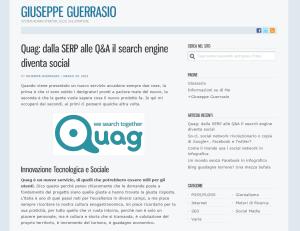 il vecchio www.giuseppeguerrasio.it