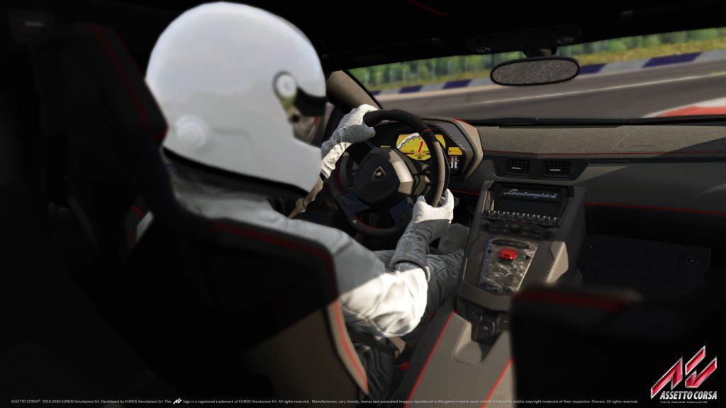 Assetto Corsa - Interno Auto