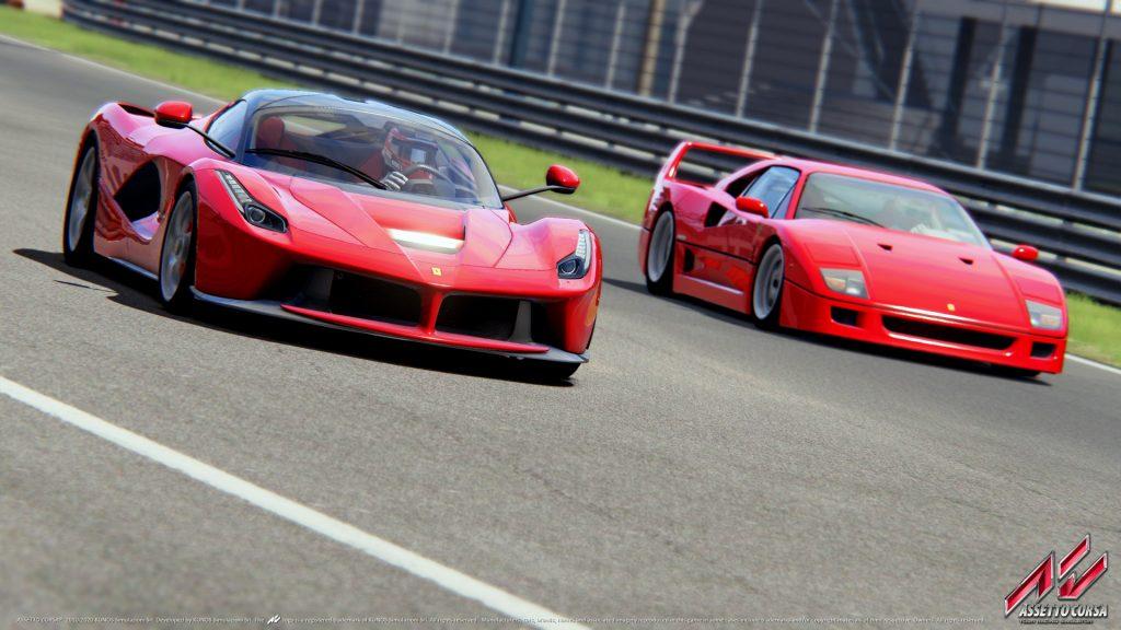 Assetto Corsa - Ferrari in Pista